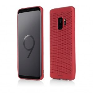 Samsung Galaxy S9 | Vent Soft | Red