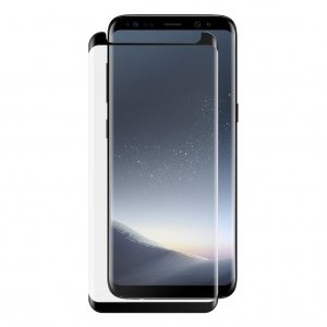 Samsung Galaxy S8 G950 | Full Frame 3D Tempered Glass Vetter GO | Black