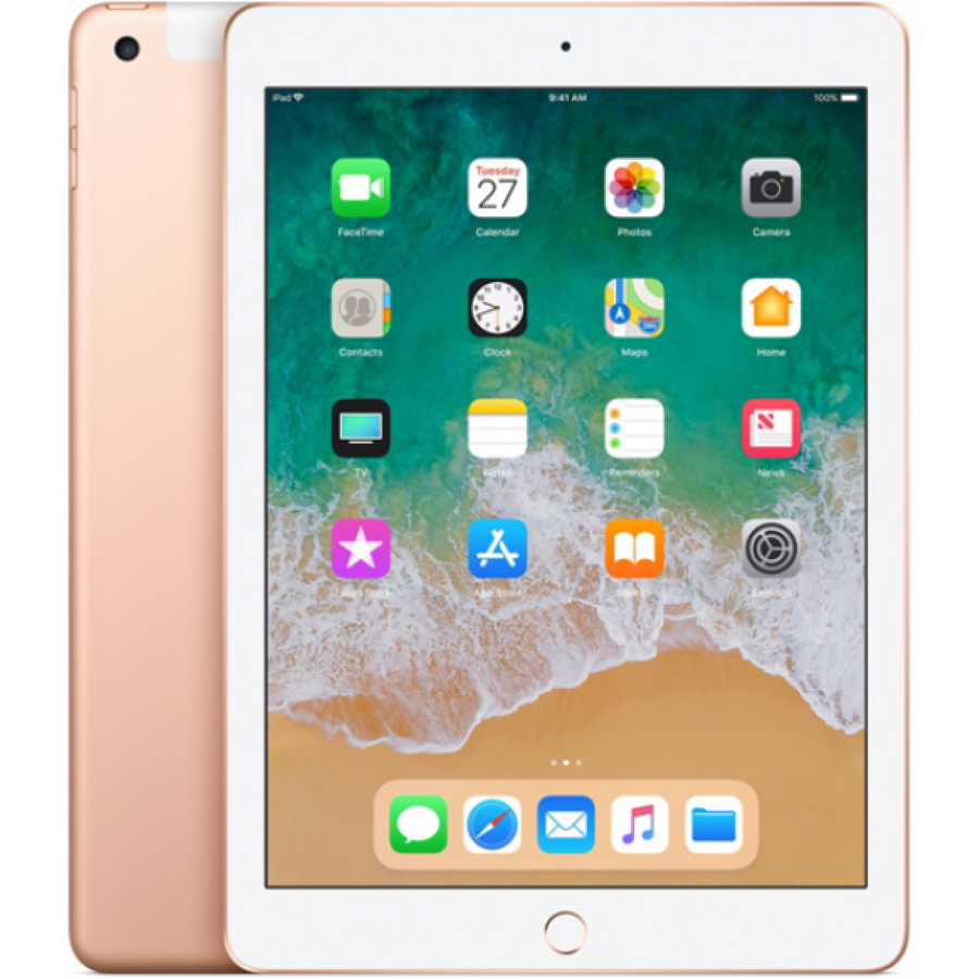 Tableta IPAD 9.7 128GB Wi-fi 4G Gold
