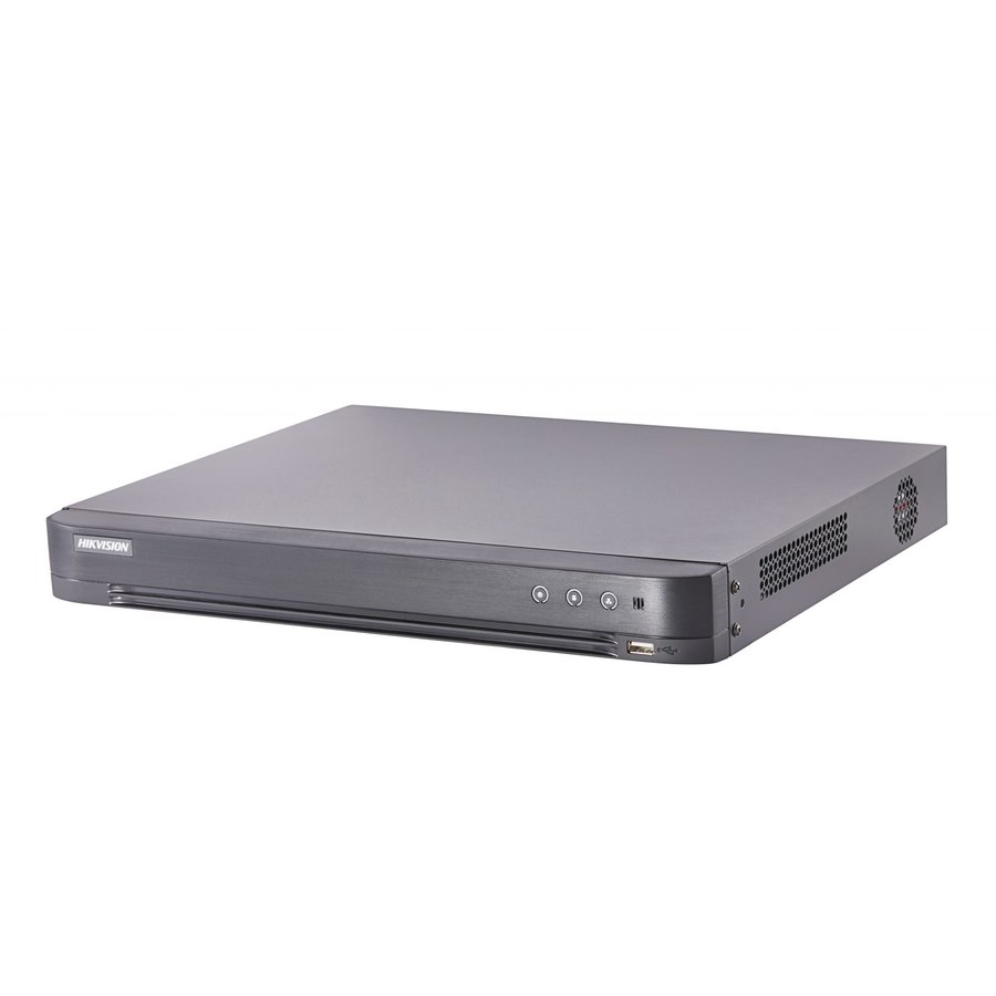 HK DVR TURBOHD 8CH, H265, 3MP, 2 X SATA