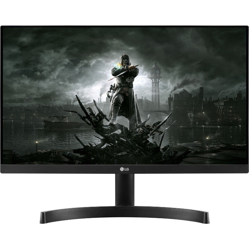 Monitor Gaming 24MK600M 23.8 inch 5 ms Black FreeSync