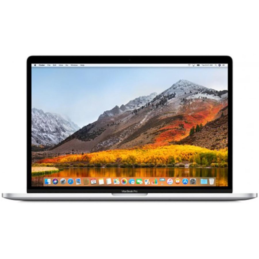 Notebook MacBook Pro 15'' Retina with Touch Bar i7 2.6GHz 16GB 512GB SSD Radeon Pro 560X 4GB Silver