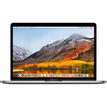 Notebook Apple 13.3'' MacBook Pro 13 Retina with Touch Bar, Coffee Lake i5 2.3GHz, 8GB, 256GB SSD, Iris Plus 655, Mac OS High Sierra, Space Grey, RO keyboard