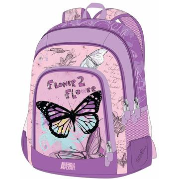Rucsac DIAKAKIS RUCSAC ANIMAL PLANET BUTTERFLY
