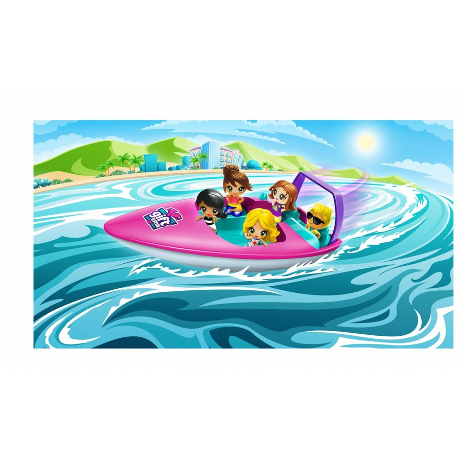 Gift`ems Speed Boat