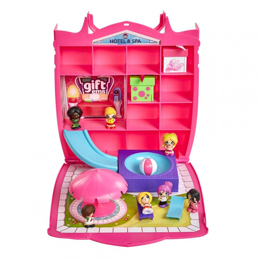 Gift `Ems Hotel Playset