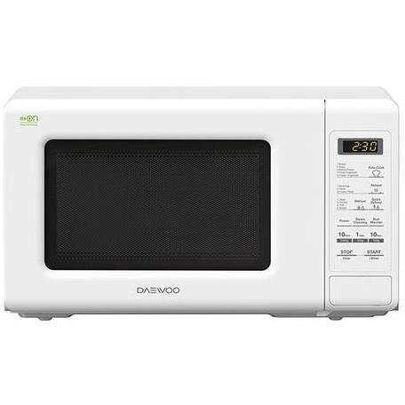 Cuptor cu microunde Microwave oven Daewoo KOR6S2BW | 20L | 800W | Electronic | White
