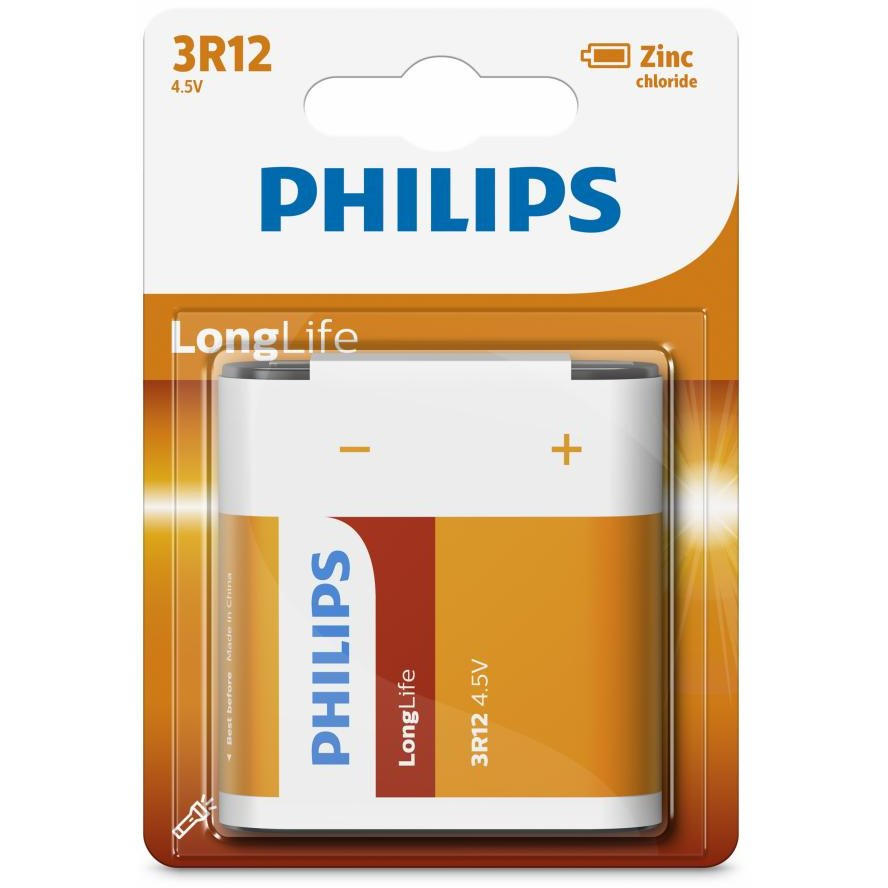 PH LONGLIFE 4,5V 1-BLISTER