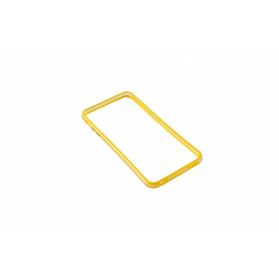 IPHONE 6 PLUS BUMPER SRX SILICON YELLOW