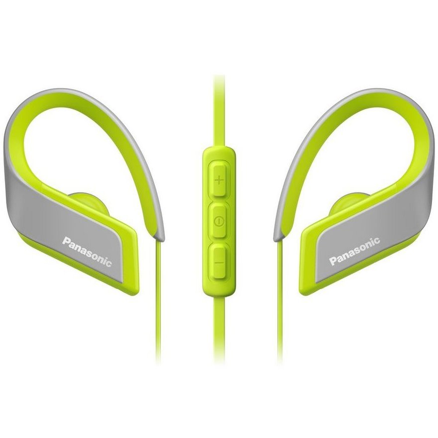 RP-BTS35 Yellow Wireless Bluetooth Sports