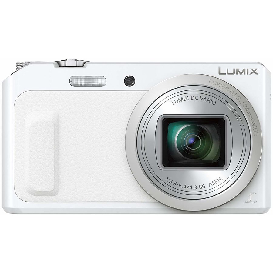 Aparat foto digital Lumix DMC-TZ57 White
