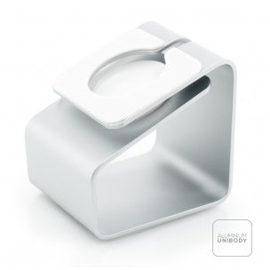 iWatch Charging Station | Aluminum Silver