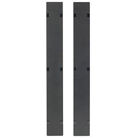 APC Hinged Covers for NetShelter SX 750mm Wide 42U Vertical Cable Manager(Qty 2)