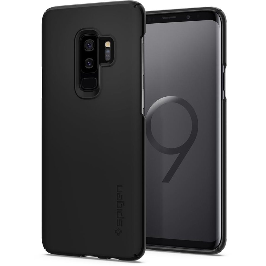 Thin Fit for Galaxy S9+ black