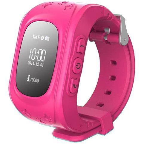 Smartwatch ART Smart Watch with locater GPS - Pink