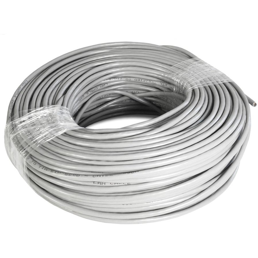 ART CABLE FTP roll, cat5e, 100m, CCA, wire oem