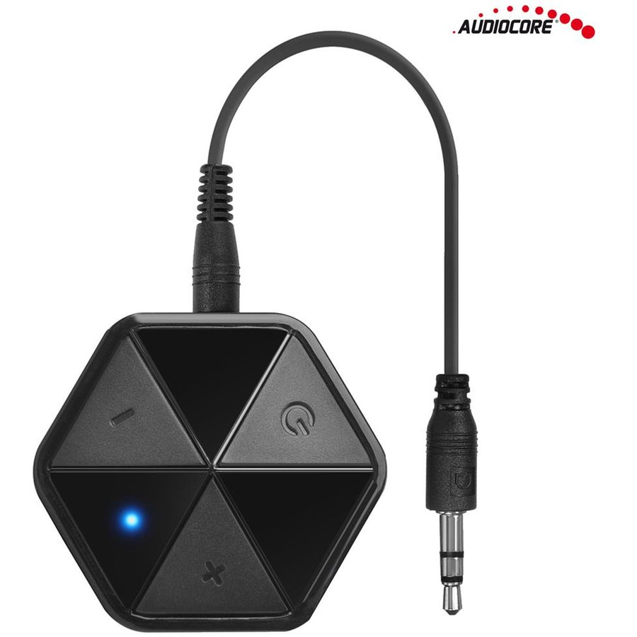 Audiocore AC815 Bluetooth receiver adapter with Audiocore AC815 - HSP, HFP, A2DP