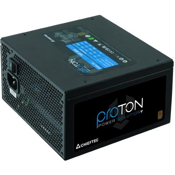 Sursa Chieftec ATX PSU PROTON series, BDF-600S, 600W, 80 Plus Bronze