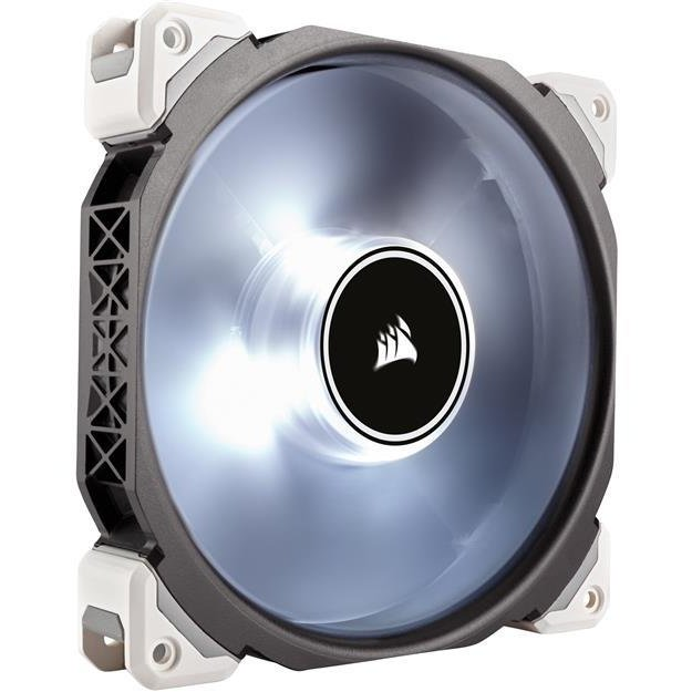 Air Series ML140 PRO Magnetic Levitation Fan, LED white, 140mm