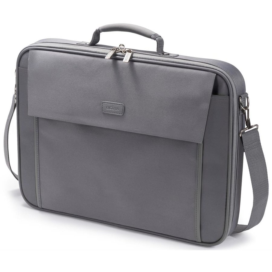 Dicota Multi BASE 14 - 15.6 Grey notebook case