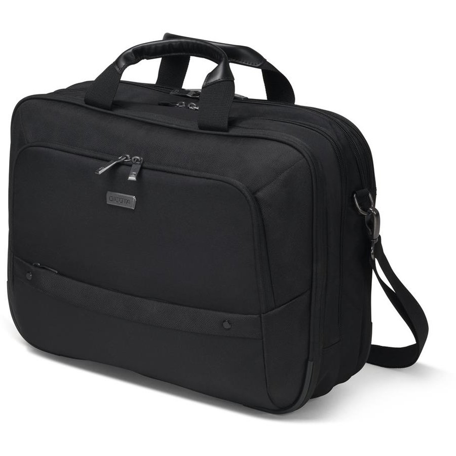 Dicota Eco Top Traveller Twin SELECT 14 - 15.6 Black notebook case