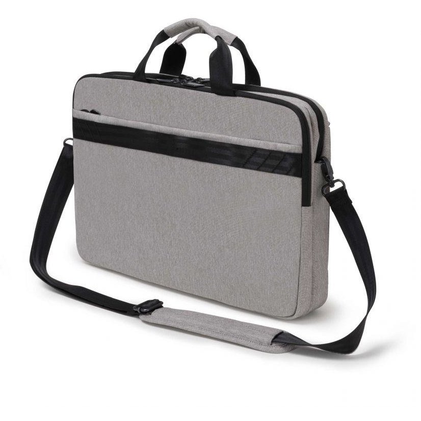 Dicota Slim Case Plus Edge 12 - 13.3 light grey notebook case