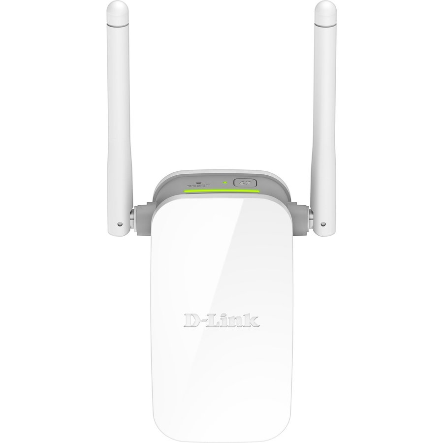 Wireless N300 Range Extender with 10/100 port and external antenna