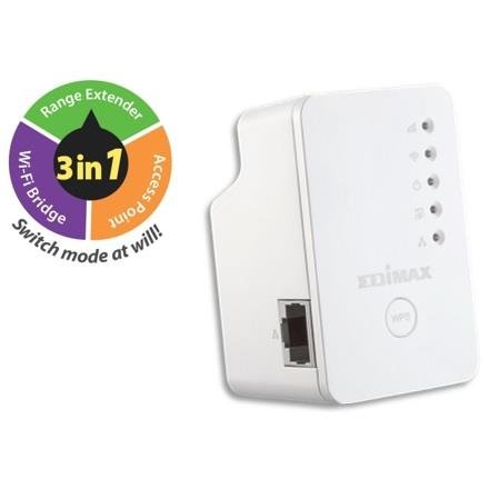 N300 Universal WiFi Extender/Repeater MINI