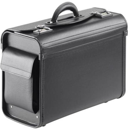 Falcon Pilot Case Black