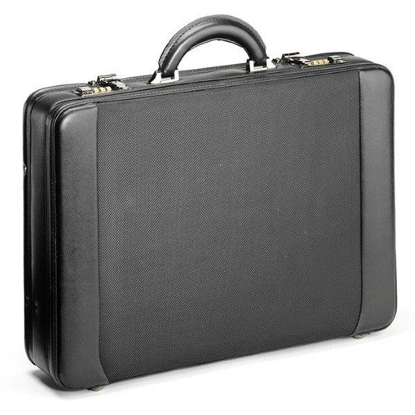 Falcon Laptop Attache Case Black 15,6