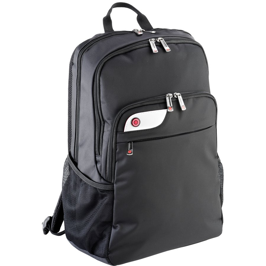 Rucsac laptop 15.6 - 16, polyester, I-stay Launch - negru