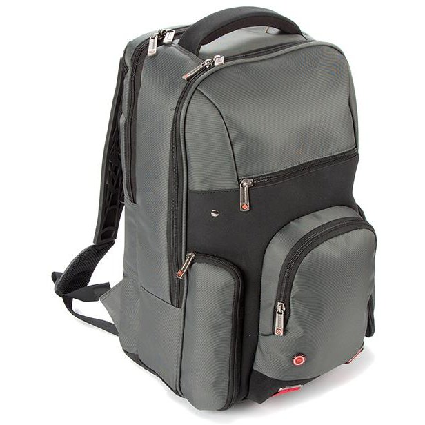 I-stay Urbana Laptop / Tablet Backpack 15.6'' grey