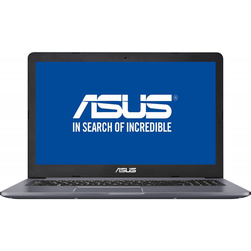 Notebook ASUS N580GD 15.6 FHD i7-8750H 8GB 1TB+SSD128GB GTX1050 4GB Endless Grey Metal