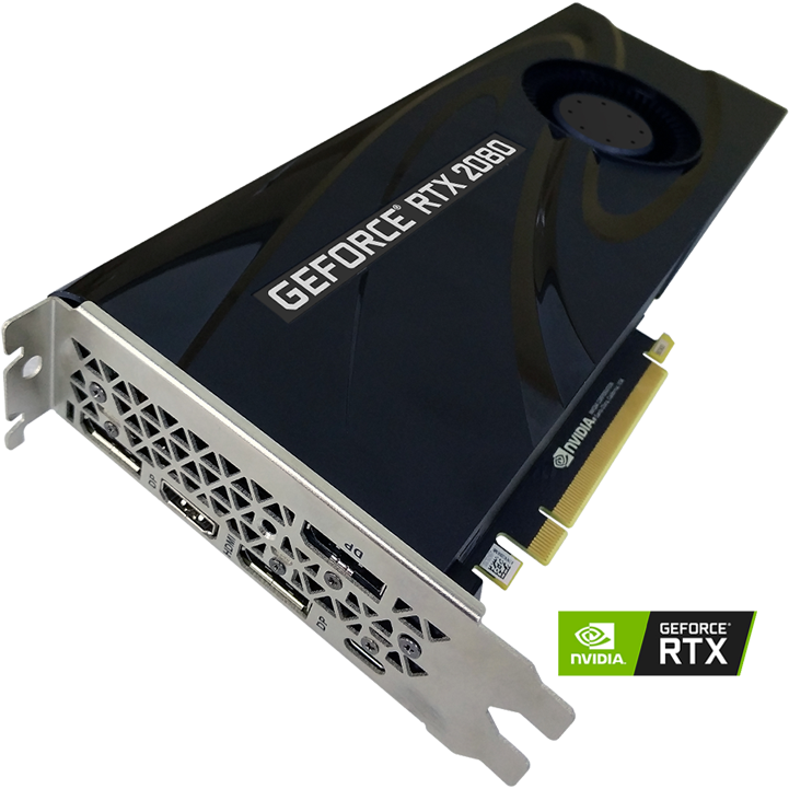 Placa video GeForce RTX 2080 Blower 8GB GDDR6 256-bit