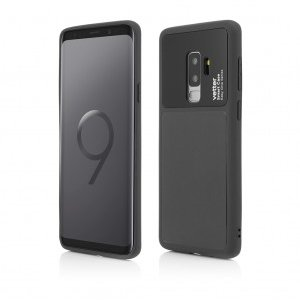 Samsung Galaxy S9 Plus | Smart Case Easy Grip | Black