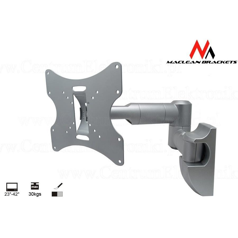 Maclean MC-503A S Adjustable Wall TV bracket