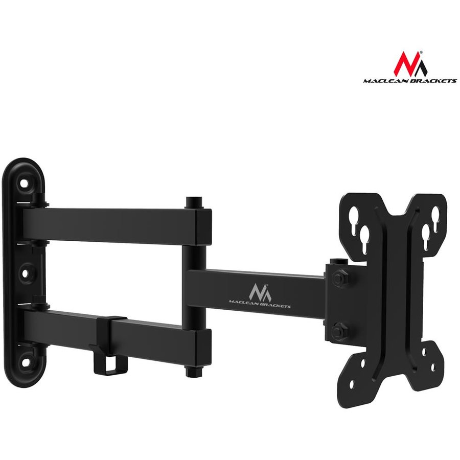 Maclean MC-740 Adjustable Wall Mounted TV bracket 30kg, max vesa 100x100