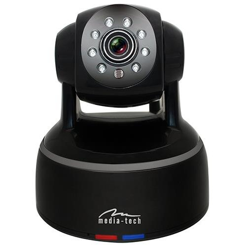 Camera de supraveghere INDOOR SECURECAM HD - Indoor, rotating IP camera able to record in 720p, WIFI