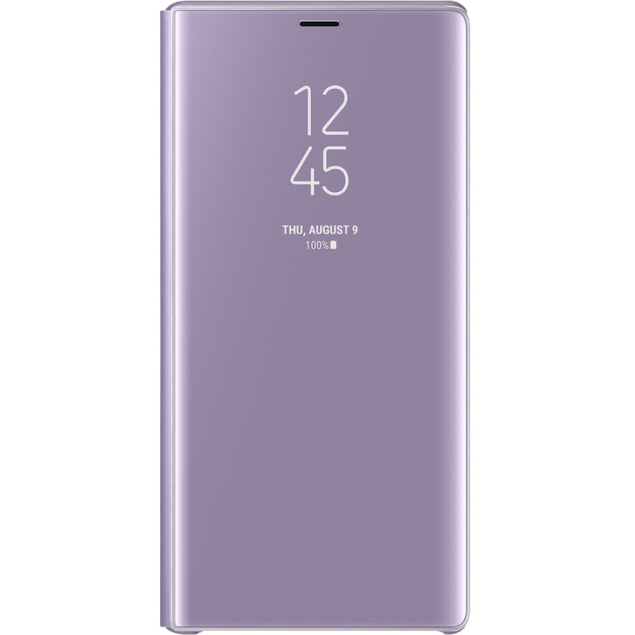 Clear View Standing Galaxy NOTE 9 Lavender