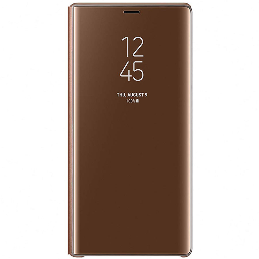 Clear View Standing Galaxy NOTE 9 Brown