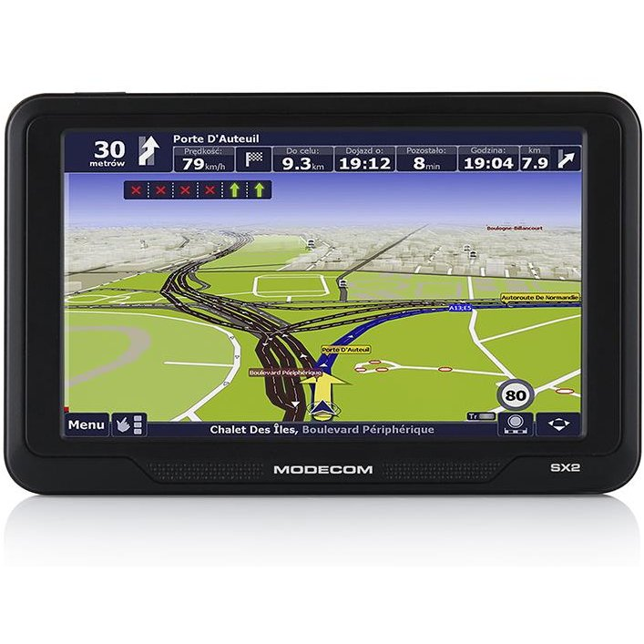 Dispozitiv personal de navigatie FreeWAY SX2 +MapFactor Europe map