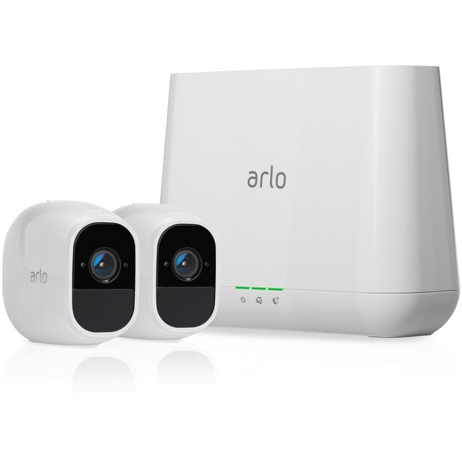 Camera de supraveghere ARLO PRO 2 FHD (1080p) 2 x Camera Smart Security System Wire Free (VMS4230P)