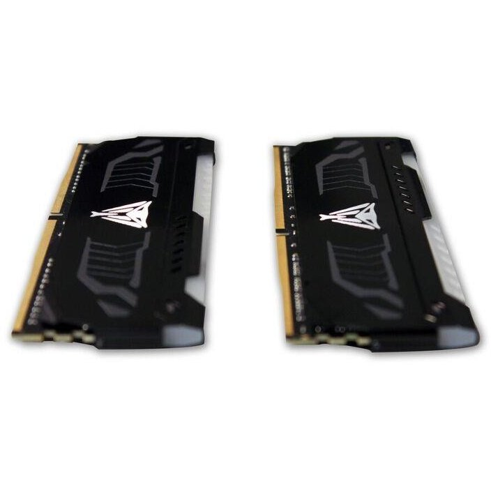 Memorie Viper LED White 16GB DDR4 3600MHz CL16 Dual Channel Kit