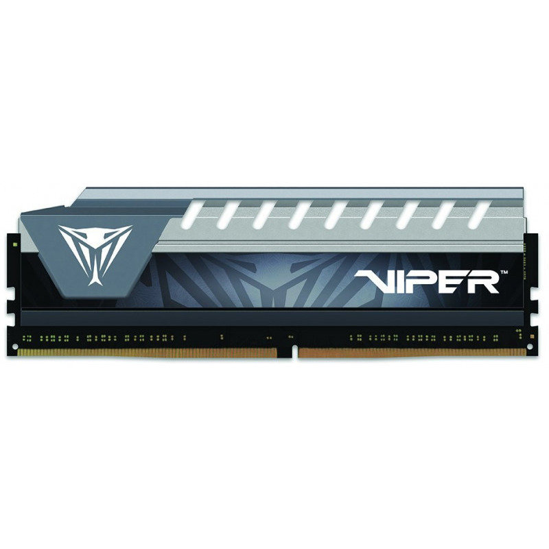 Memorie Viper Elite Grey 8GB DDR4 2666MHz CL16 1.2v