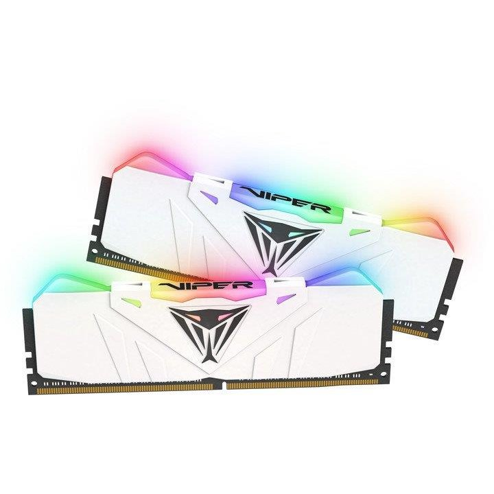 Memorie Viper RGB White 16GB DDR4 3000MHz CL15 1.35V Dual Channel Kit