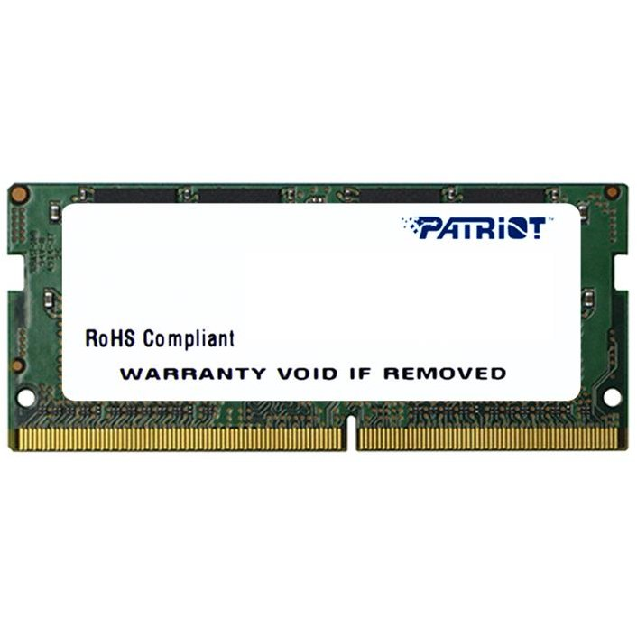 Memorie laptop Patriot Signature DDR4 4GB 2133MHz CL15 SODIMM
