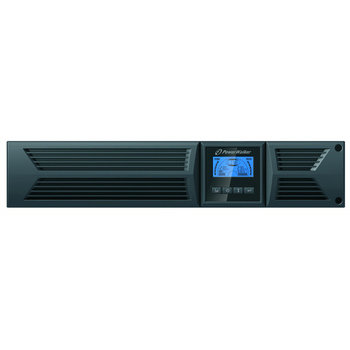 UPS Power Walker Line-Interactive 1000VA, 19'' 2U, 8x IEC, RJ11/RJ45, USB, LCD