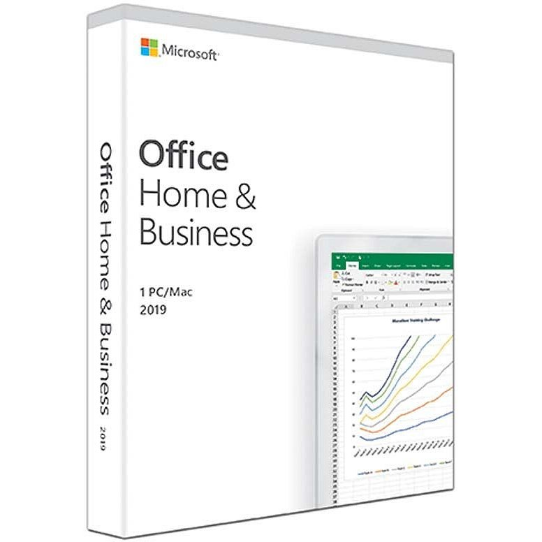 Suita office Office Home and Business 2019 English EuroZone Medialess