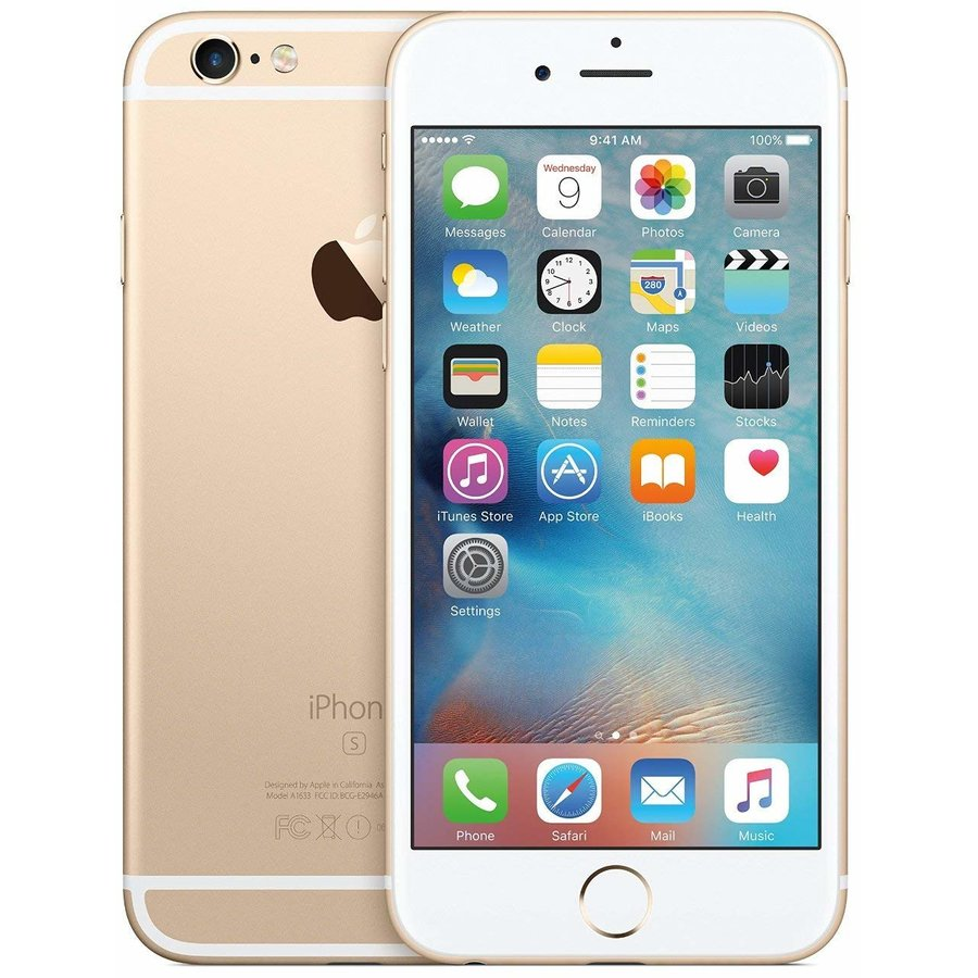 Smartphone iPhone 6S 32GB Gold