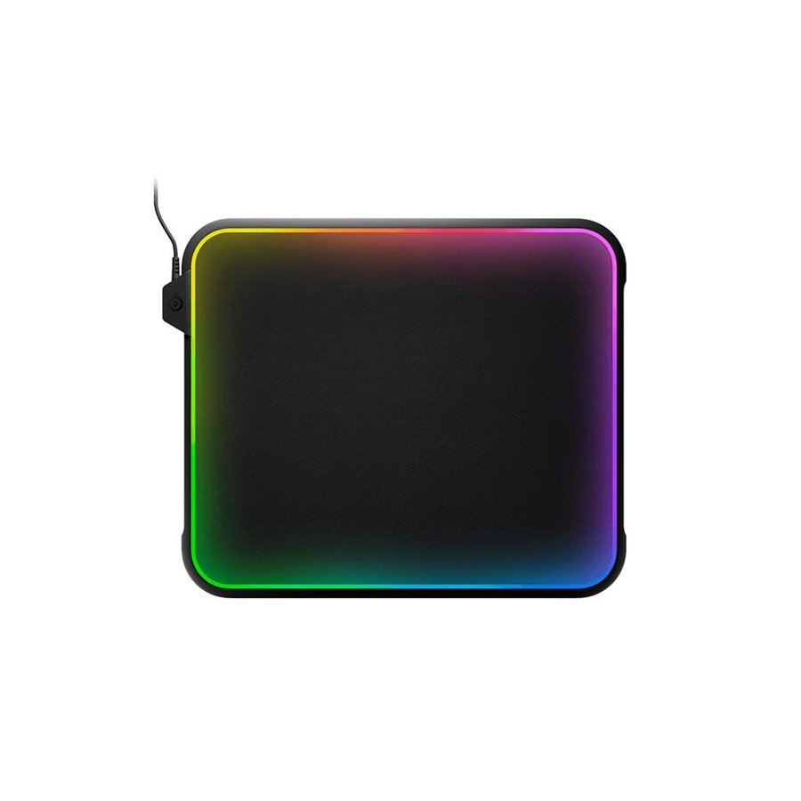 Mousepad SteelSeries Gaming Mousepad Prism RGB Illumination, Dual-Textured Surface